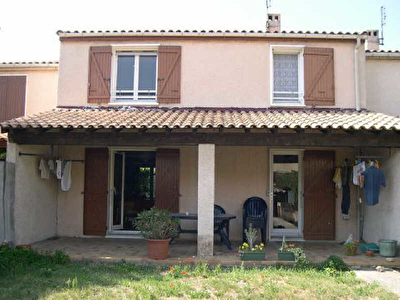 MAISON DE VILLE LE PONTET - 4 pieces - 90 m2