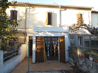 Maison AVIGNON boulevard 1ere DB avec garage