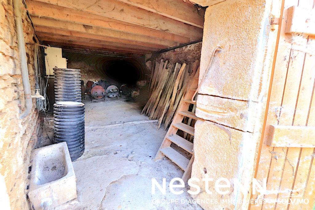 Maison Ancienne à Rénover - 71570 CHASSELAS