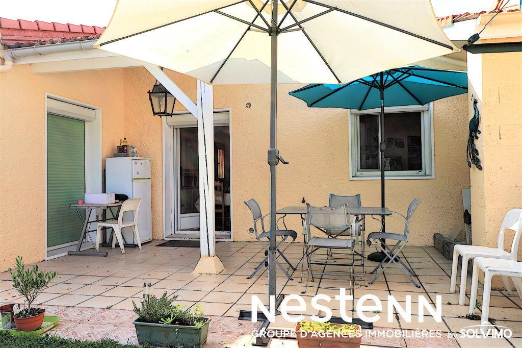Maison Plain-pied 3 Chs + Garage - 01290 PONT-DE-VEYLE