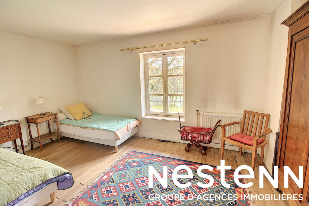 Maison de Maitre - 3.5ha de terrain - 71570 St Symphorien d'Ancelles
