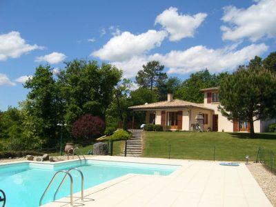 Maison 5 Chambres de 200m2 a l'ouest de Bergerac.