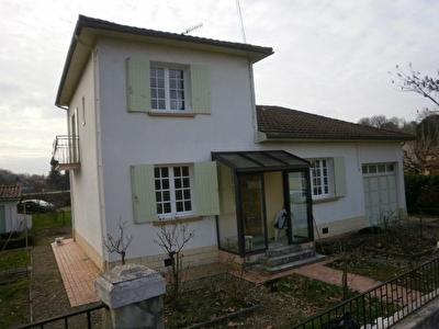 Maison Lalinde 4 pieces 85 m2