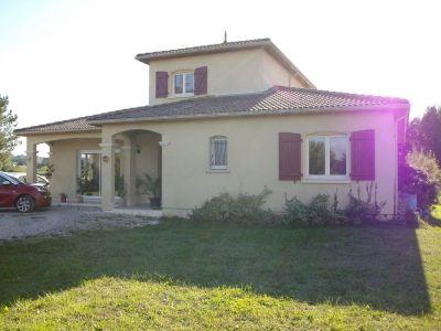 Maison contemporaine ST NEXANS - 195 m2