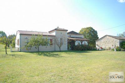 Maison Sud de Bergerac 7 pieces 190 m2