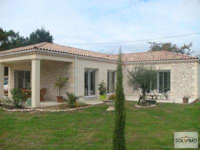 Maison a l'ouest de Bergerac de 160 m2.