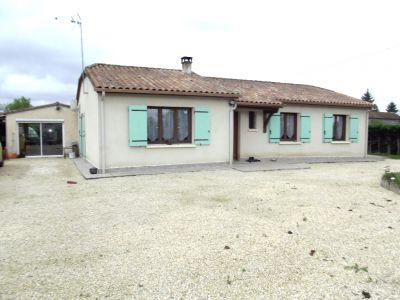 Maison Lamonzie Saint Martin 4 pieces 105 m2