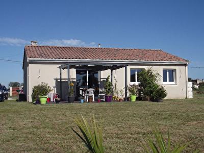 Maison de plain pied a quelques kilometres a l'Ouest de Bergerac