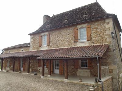 Belle maison en pierre de 1836