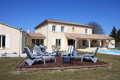 Maison exceptionnelle au Sud de Bergerac