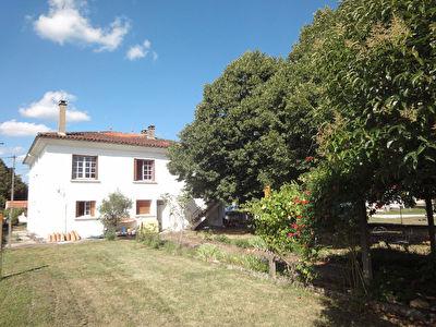 Maison secteur ouest de Bergerac.