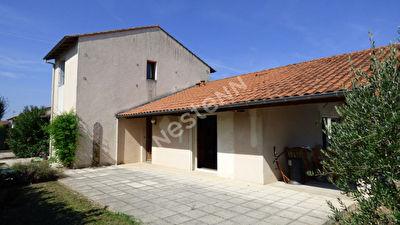 Maison individuelle a l'Ouest de Bergerac !