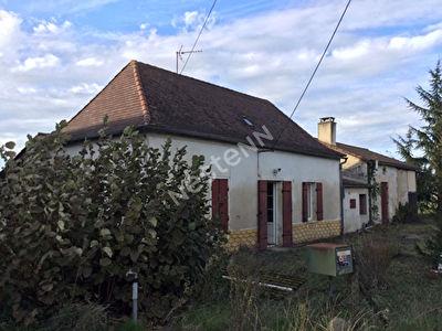 Fermette a renover sur Lamonzie Saint Martin