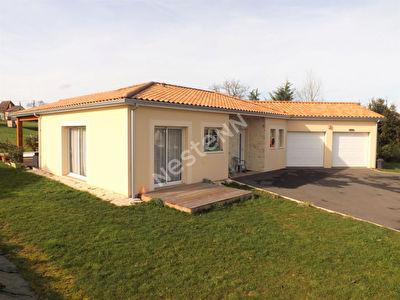 Plain pied neuf RT 2012 aux portes de Bergerac !