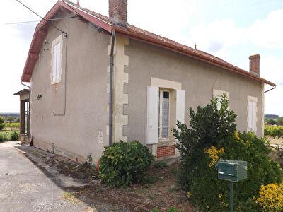 Ensemble immobilier en pierres sur Monbazillac