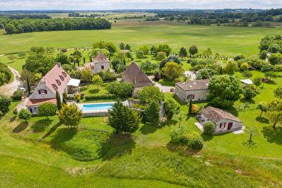 Ensemble immobilier dans le sud de Bergerac !