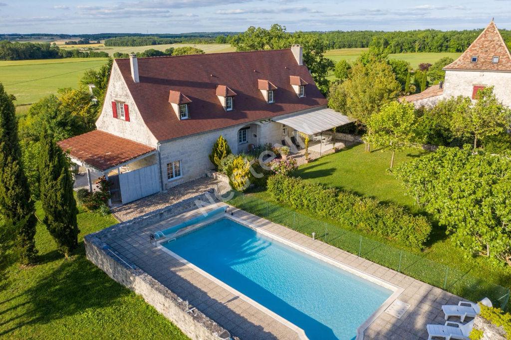 vente maison de luxe 24560 issigeac