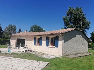 Maison de plain pied a l'ouest de Bergerac !