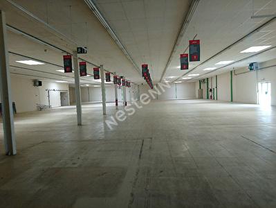 Local d'activite Vendome centre 1530 m2