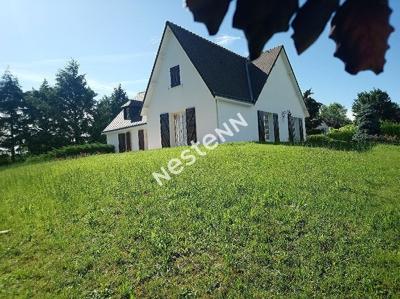 SECTEUR CHAUMONT SUR LOIRE   Maison 175m2 avec parc de 5072m2