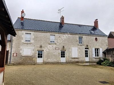 Maison 158m2 Blois avec cour fermee