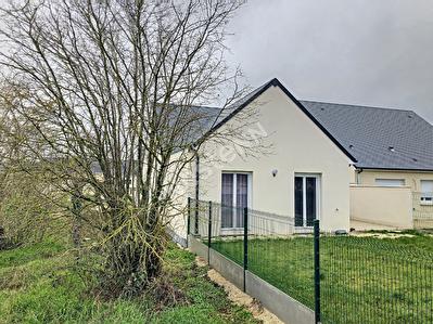 Maison Vineuil 3 pieces 90 m2 de plain pied