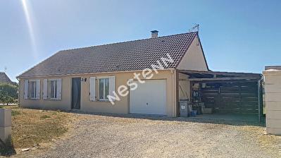 Maison Plain pied - Le Controis En Sologne 93 m2