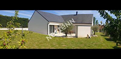 Maison contemporaine - 175m2 - Herbilly