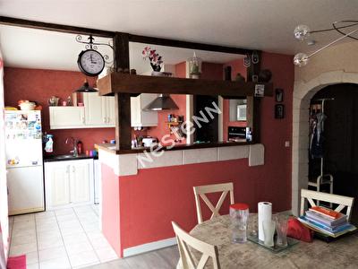 Appartement Blois 4 pieces 78 m2