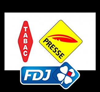 41.Blois Tabac/Presse/FDJ/Papeterie/Colis/Bimbeloterie.