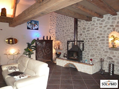 Maison Amilly 8 pieces 440 m2