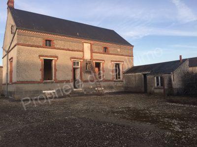 Maison -Secteur Pithiviers
