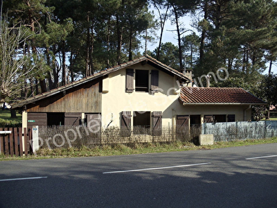 Maison Soorts Hossegor 3 pieces 50 m2