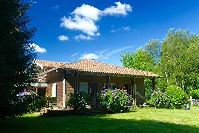 Villa Seignosse 6 pieces 160 m2