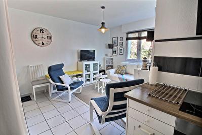 Appartement Capbreton centre T2 +cabine
