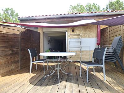 Maison Hossegor 3 pieces 55m2