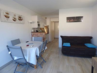Appartement 2 pieces plage Santocha