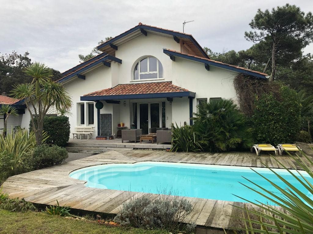 photos n°1 Maison Lac d'Hossegor Seignosse Estagnots 6 pièce(s) 135 m2