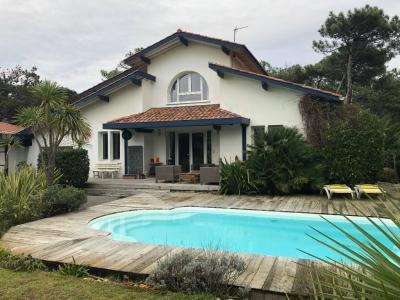 Maison Lac d'Hossegor Seignosse Estagnots 6 pieces 135 m2
