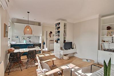 Appartement de charme renove au centre Hossegor 2p