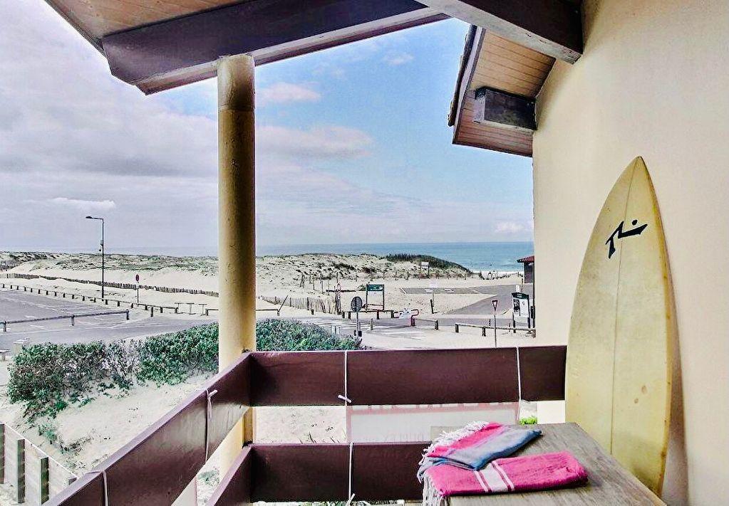 photos n°1 Appartement vue mer Plage de Seignosse 3 pièce(s) 62 m2
