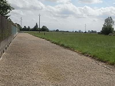 Terrain constructible au sud de Muret 3000 m2