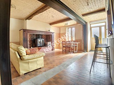 Maison  de village  T4 - Meublee  - 105 m2