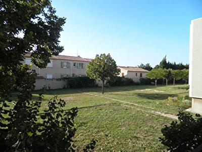 Appartement Gignac La Nerthe 3 pieces