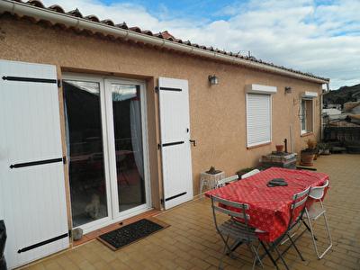 EXCLUSIVITE : 4 pieces grande terrasse !