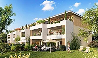 Appartement  2 pieces 39.13 m2