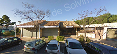 Local commercial Vitrolles  65 m2