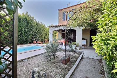 Maison Gignac La Nerthe 4 pieces 90 m2