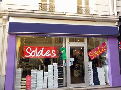 Boutique LEVALLOIS PERRET - 2 pieces - 26 m2