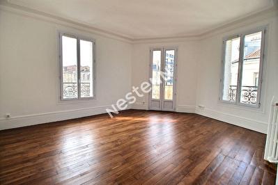 Appartement Boulogne Billancourt 3 pieces 73.31 m2